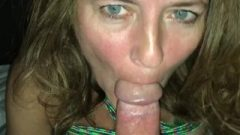 Penis Sucking, Piss Drinking, Ass-Hole Licking, Spunk Face Loving Good Girl.