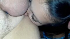 Best A Blowjob And Bum Licking