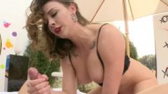 CHANEL PRESTON SUCKING DICK AND EATING ASS