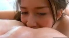 Thai Girl Licks Eats Man Pooper