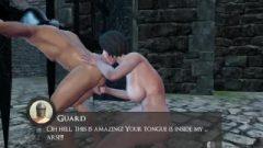 Barbarian:nasty Bitch Butt Licking And Handjob-ep 6
