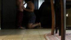 Hidden Webcam Blowjob